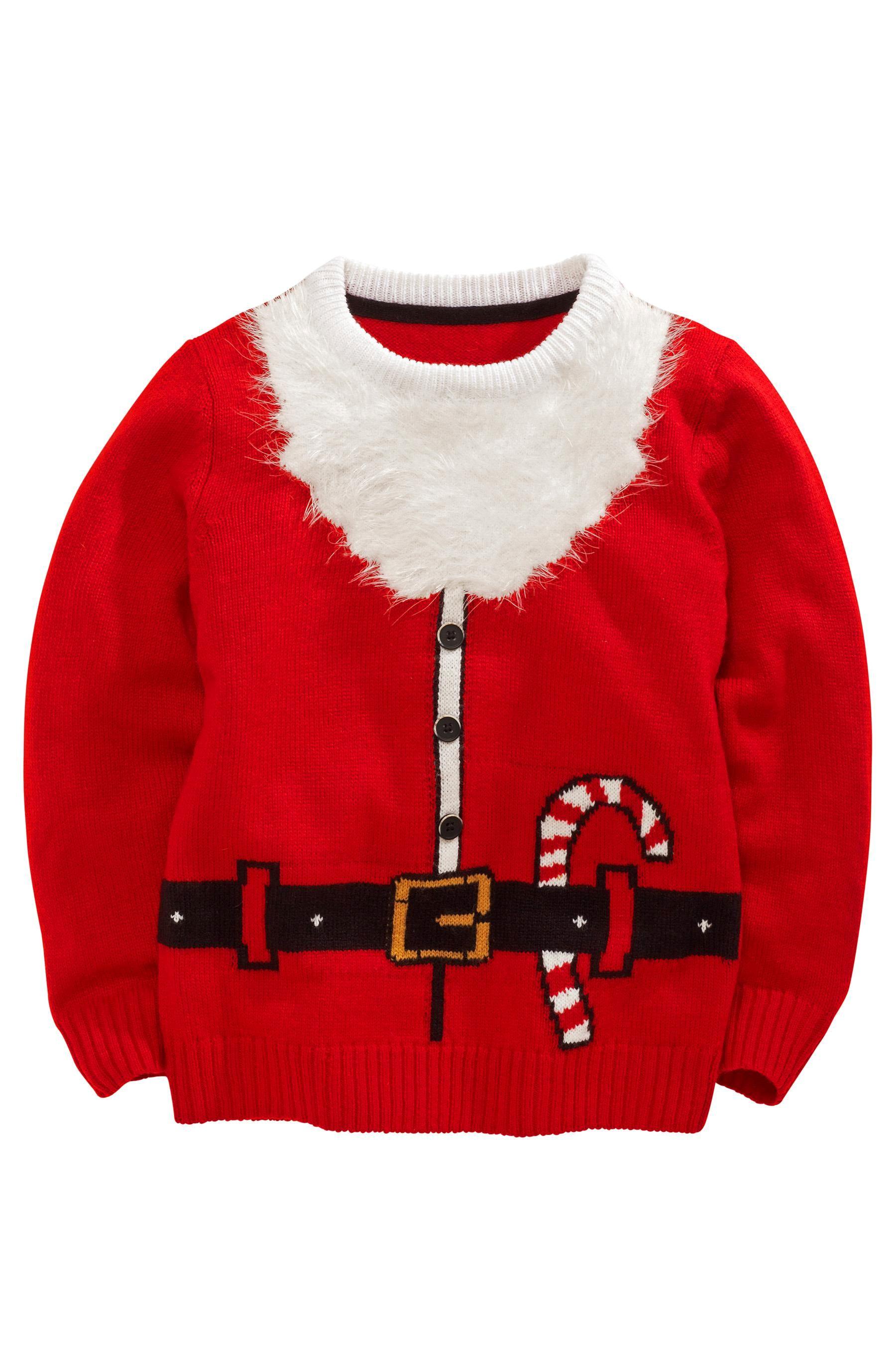 kids christmas jumpers the intrepid hound. Black Bedroom Furniture Sets. Home Design Ideas