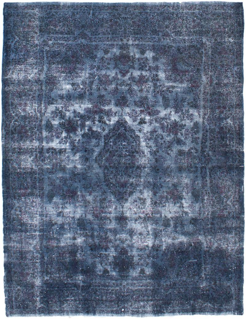 Completely new overdyed rugs | The Intrepid Hound FR22
