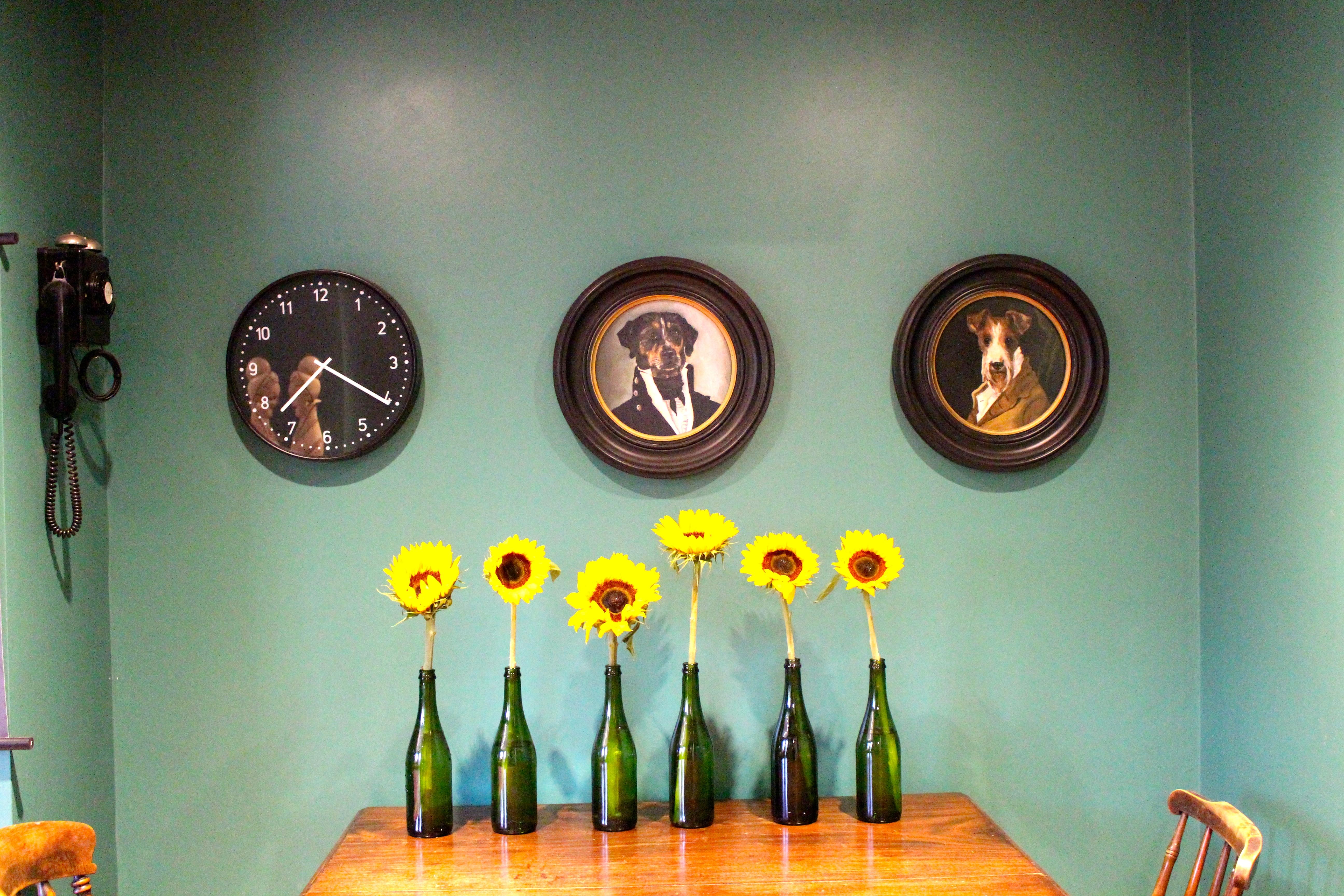 twelve green bottles the intrepid hound. Black Bedroom Furniture Sets. Home Design Ideas